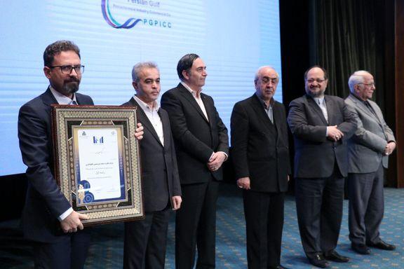 «تجارت صنعت پتروشیمی خلیج فارس» رتبه اول را کسب کرد