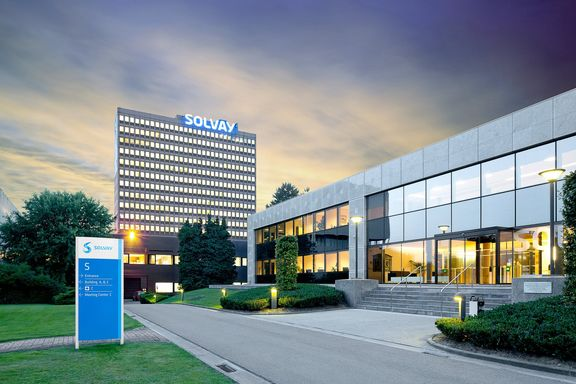 Domo buying Solvay's business for €300m.