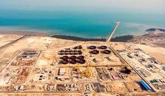Iran starts on Qeshm bitumen plant.