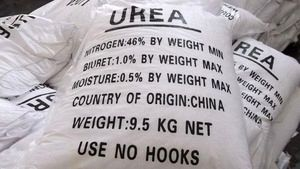 China domestic urea prices dropped on Monday.