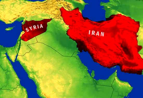 Iran and Syria's oil ministers noted the importance of expanding co-operations.