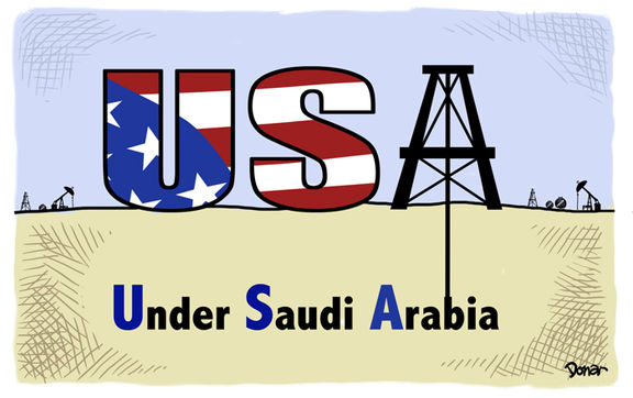 America is ready to compensate Saudi Arabia's oil supply reduction.