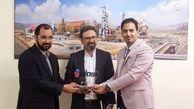 تندیس بهترین غرفه میلان پلاست 2018 به هلدینگ خلیج فارس اهدا شد