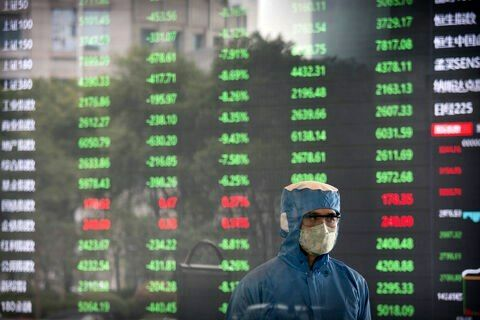 سهام های پتروشیمی آسیا عمدتا در میان ترس از ویروس کرونا افت کردند