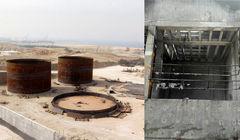 آتش سوزی در پتروشیمی آپادانا خلیج فارس مهار شد