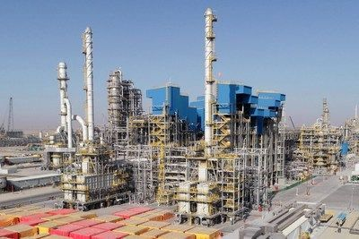 Sinopec's Anqing refinery shifts towards petrochemicals