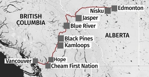 Planned Canada West Coast Olefins project hits hurdle.