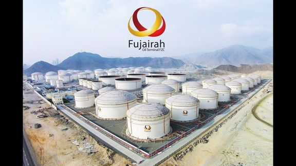 Fujairah oil product stocks surpass 30 mil barrels for first time.
