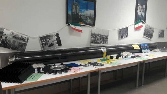 برپایی نمایشگاه حمایت از دستآوردها و شرکت های سازنده داخلی در پتروشیمی امیرکبیر