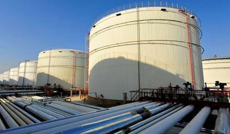 ℂhina's Yantai LNG group aims to start up import terminal by 2022.