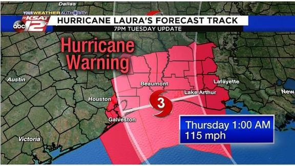 Three US SBR producers shut sites ahead of Hurricane Laura