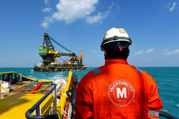 McDermott nets Arctic LNG 2 modules fabrication job.