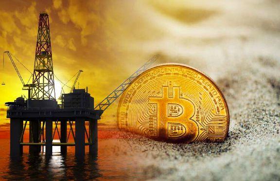 کمک استخراجکنندگان بیتکوین به تولیدکنندگان نفت آمریکا در جهت کاهش مشعلسوزی