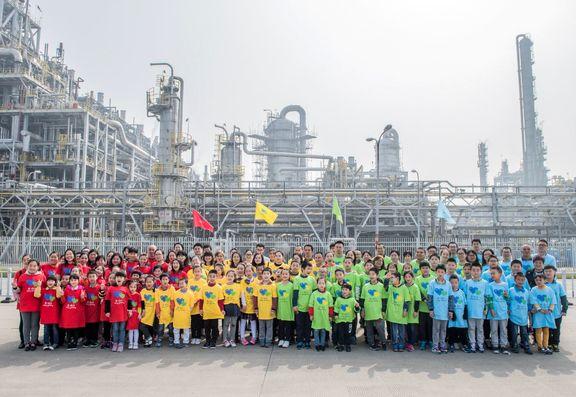 BASF-YPC SHUTS PS UNIT FOR MAINTENANCE