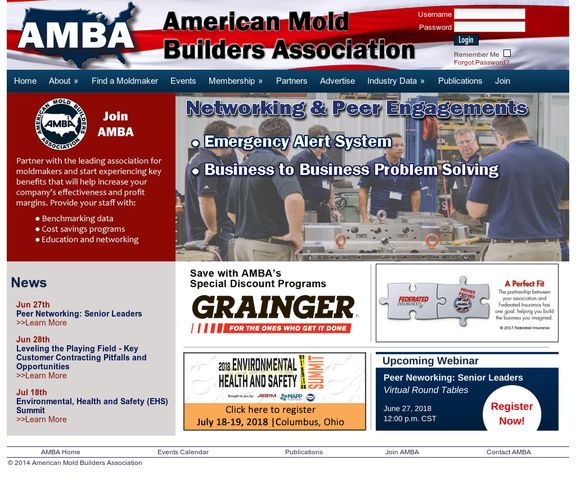 AMBA applauds reinstatement of tariffs on plastic injection molds
